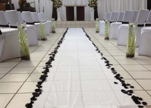 Aisle Runner I Dc Wedding Officiants
