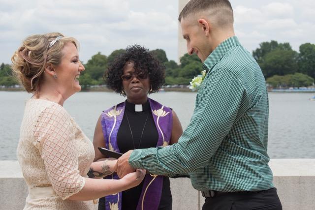 eloping in DC