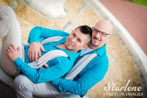 VA same sex marriage couple
